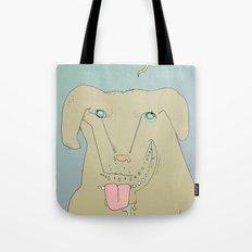 Dogdy dog Tote Bag
