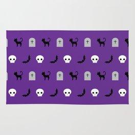 Halloween Pattern 2 Rug