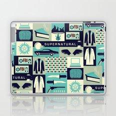 Carry on my wayward son Laptop & iPad Skin