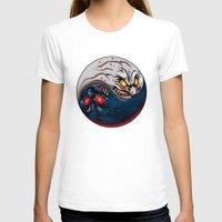 ying yang T-shirts featuring ying yang by EPIK
