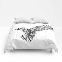 Ornate Colibri Comforters
