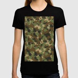 Triangles Camo T-shirt