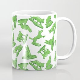 Toy Soldiers Coffee Mug