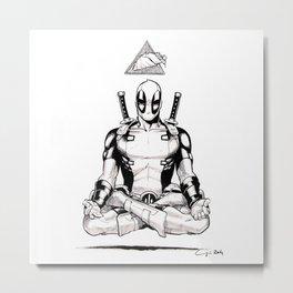 San Tacos Metal Print