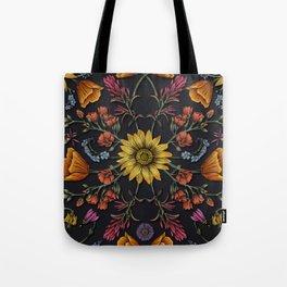 PNW Wildflowers of Washington & Oregon Tote Bag