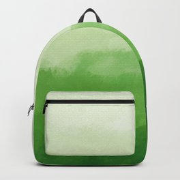 Abur on Green Backpack