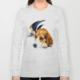 Beagle Bailey Long Sleeve T-shirt
