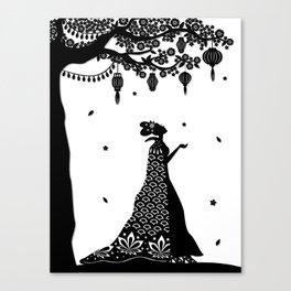 Ye Xian - Spring Canvas Print