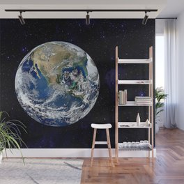 The Earth Wall Mural