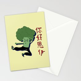 Kickbroccoli Stationery Cards