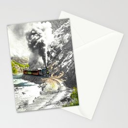 Rounding Inspiration Point--Clear Creek Canyon Stationery Cards