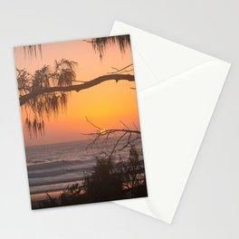 Exotic Sunrise Stationery Cards