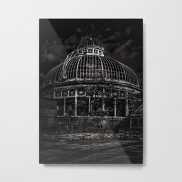 Allan Gardens Conservatory Palm House Toronto Canada Metal Print