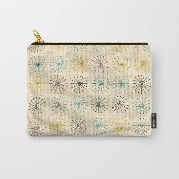 seedheads cream Carry-All Pouch