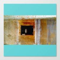 window Canvas Prints featuring WINDOW by  ECOLARTE