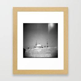 Untitled: Egypt Series Framed Art Print