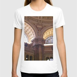 Poetry, Library of Congress T-shirt