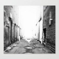 Alley Canvas Print