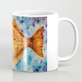 Halibut Coffee Mug