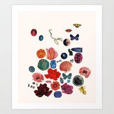 STREWN Art Print