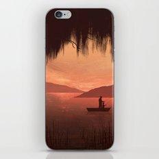 The Fishing Trip iPhone Skin