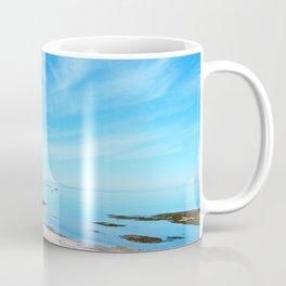 Big Blue Calm Coffee Mug