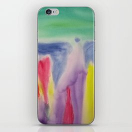 Sprout (within, without and withal) iPhone Skin