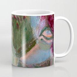 Floral landscape Coffee Mug