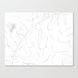 Vigilante de Aldebarán 2 Canvas Print