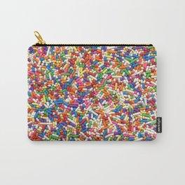 Rainbow Sprinkles Carry-All Pouch