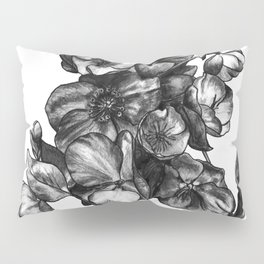 Watercolor Flower Bouquet - Katrina Niswander Pillow Sham