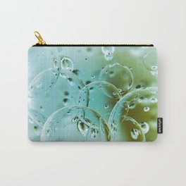 The Bubble Goes Skyward Carry-All Pouch