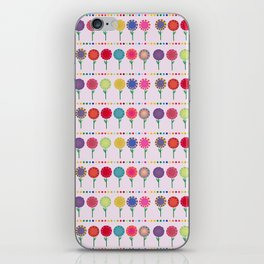 Little Maids all in a Row iPhone Skin