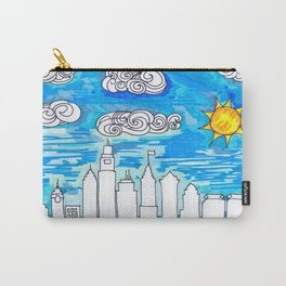 Philadelphia, City of Brotherly Love Carry-All Pouch