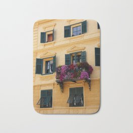 The Yellow Facade Bath Mat