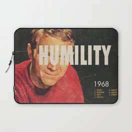 Humility 1968 Laptop Sleeve