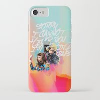 telephone iPhone & iPod Cases featuring telephone by evenstarss