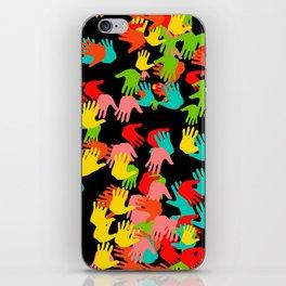 Handsy iPhone Skin