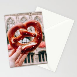 Tie the Knot   Munich, Germany Stationery Cards