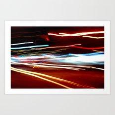 BY-PASS_NY 08 Art Print