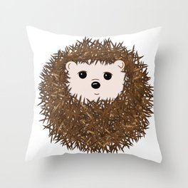 Spike Throw Pillow