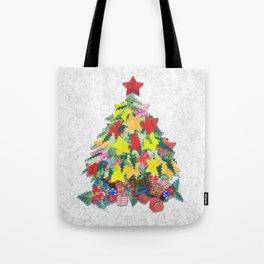 Santa's Work is Done Tote Bag