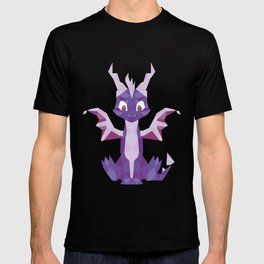 Spyro the dragon Lowpoly T-shirt