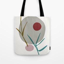 cloudy day zen garden Tote Bag