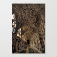 Echoes of silence Canvas Print