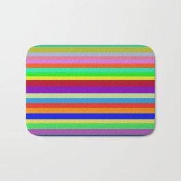 Colors, Colors, Colors Bath Mat
