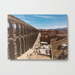 Segovia Metal Print