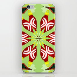 Kaleidoscope 'K1 SQ' iPhone Skin