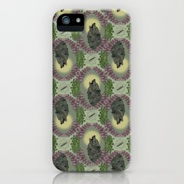 Wolfie-Wolfsbane iPhone Case