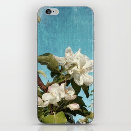 French Blossoms iPhone Skin